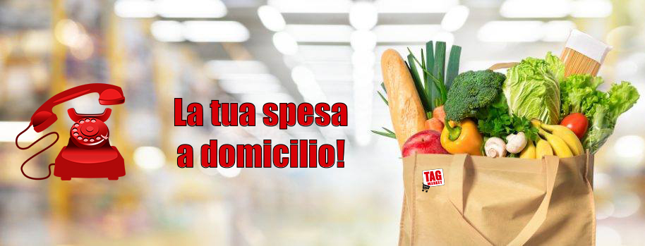 tag market alanno spesa a domicilio